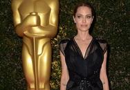 Sốc với hình ảnh gầy hốc hác của Angelina Jolie