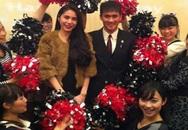 Công Vinh tổ chức sinh nhật lãng mạn cho Thủy Tiên trên đất Nhật