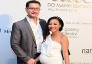 Bầu 5 tháng Đoan Trang vẫn mặc váy sexy