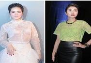 Lý Nhã Kỳ, Hà Tăng diện áo xuyên thấu trên thảm đỏ Elle Show