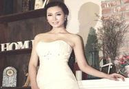Á hậu Thùy Trang chuẩn bị lên xe hoa
