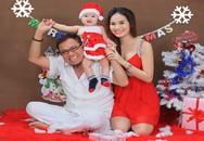 Gia đình Hồng Tơ nhí nhảnh đón Giáng sinh