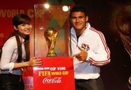 Những bóng hồng showbiz của cầu thủ Việt ngày ấy – bây giờ