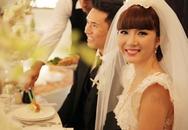 Gu thời trang cưới tinh tế của Ngọc Quyên