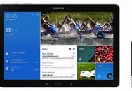 Samsung phô diễn 4 máy tính bảng cao cấp