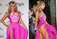 Paris Hilton lộ vùng nhạy cảm vì mặc khêu gợi trong tiệc sinh nhật