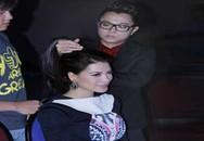 Trương Ngọc Ánh vui vẻ trên trường quay Project Runway dù hôn nhân trắc trở
