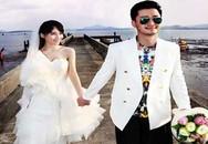 Ảnh cưới ngọt ngào của tài tử 'Tiểu Lý Phi Đao'