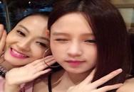 Những cặp chị em xinh đẹp nhà hot girl Việt