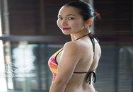 Kim Hiền khoe dáng nuột nà khi diện bikini