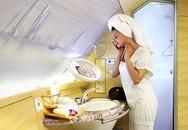Tiện nghi siêu sang trên khoang nhất của các hãng hàng không
