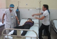 Bác sỹ và bệnh nhân BVĐK Phố Nối bị côn đồ hành hung