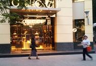 Niêm phong hàng hiệu tại Milano Hà Nội
