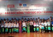Tiếp sức đến trường cho 160 tân sinh viên 4 tỉnh Bắc Trung Bộ