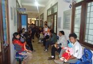 Nghệ An: Trẻ nhập viện tăng đột biến do thời tiết chuyển mùa