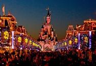 Đến thăm công viên Disneyland