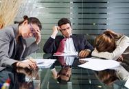 Xả stress cho dân văn phòng