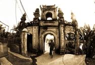 Cổng làng Hà Nội xưa và nay