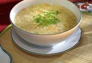 Ngon miệng súp trân châu