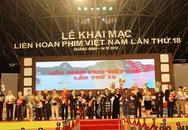 Quảng Ninh: Khai mạc Liên hoan phim Việt Nam lần thứ XVIII