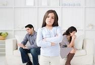 Nỗi niềm sống chung sau li hôn