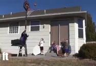 Sửng sốt với tài năng chơi bóng rổ của cậu bé 4 tuổi