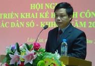 Lào Cai tổ chức Hội nghị triển khai kế hoạch công tác DS-KHHGĐ năm 2014