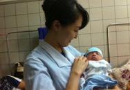 Nữ tình nguyện viên Nhật Bản xinh đẹp cứu sống thai nhi suýt tử vong vì sa dây rau rốn