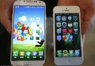 """iPhone 5 bị """"ném đá"""" dữ dội vì tốc độ """"rùa"""""""