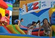 Ngày hội yêu con IZZI NGON cuốn hút hàng vạn trẻ em