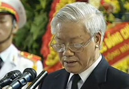 Điếu văn tang lễ Đại tướng Võ Nguyên Giáp