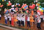 Trường THCS Vân Hồ khai giảng trong khô ráo
