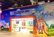 Trẻ em thử sức tại Đài truyền hình dành cho thiếu nhi