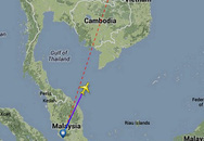 Máy bay Boeing 777 không thể tự dưng biến mất