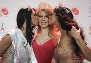 Rực rỡ các thí sinh cuộc thi Hoa hậu Moskva