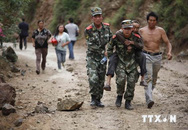 Động đất mạnh rung chuyển miền nam Trung Quốc: Ít nhất 367 người chết