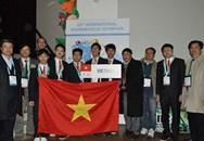 Việt Nam giành 6 huy chương Olympic Toán