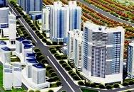 Xây nhà thu nhập thấp 22 tầng ở khu đô thị Đại Mỗ, Tây Mỗ