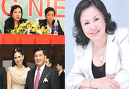 Những mẹ chồng giàu và quyền lực của sao Việt