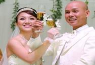 Phan Đinh Tùng hạnh phúc trong ngày cưới