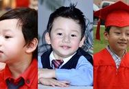 Ngắm quá trình lớn lên của các nhóc tì Sao Việt