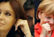 Chân dung 2 nữ lãnh đạo của 2 nước lọt vào chung kết World Cup