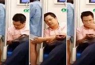 Quan chức Trung Quốc mất chức vì sàm sỡ phụ nữ trên tàu điện ngầm