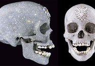 Chiếc đầu lâu nạm gần 9000 viên kim cương gây chấn động thế giới