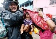 """Kinh hoàng bão """"Thần Sấm"""" tàn phá Philippines, nhiều người chết"""