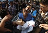 Cận cảnh nã pháo vào trường học của Liên Hợp Quốc ở Gaza