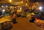 Nhịp thở chợ rau đêm