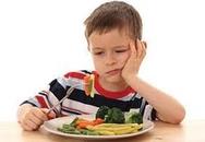 Khắc phục việc trẻ lười ăn rau xanh