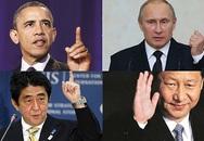 Đua tranh quyền lực toàn cầu: Những  xung động lớn