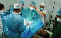 Sức khỏe chiến sỹ Trường Sa được mổ ruột thừa qua trực tuyến đã ổn định
